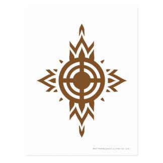 Escudo de Rohan Postal