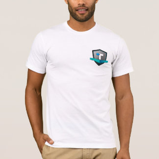 Escudo de Toms (hombres) Camiseta
