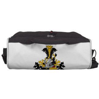 Escudo de Van Bam Family Bolsas Para Portatil