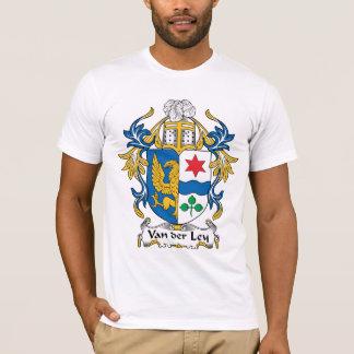 Escudo de Van der Ley Family Camiseta
