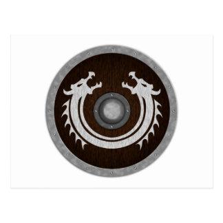 Escudo de Vikin Postal