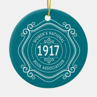 Escudo del aniversario del trullo del ornamento