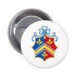 Escudo del escudo de armas de Middleton/de la fami Pins