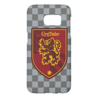 Escudo del orgullo de la casa de Harry Potter el | Funda Samsung Galaxy S7