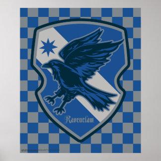 Escudo del orgullo de la casa de Harry Potter el   Póster