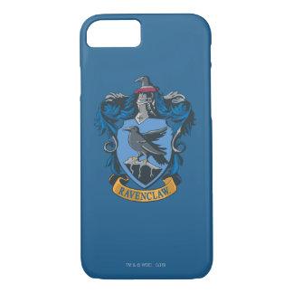 Escudo gótico de Harry Potter el | Ravenclaw Funda Para iPhone 8/7