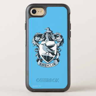 Escudo moderno de Harry Potter el | Ravenclaw Funda OtterBox Symmetry Para iPhone 8/7