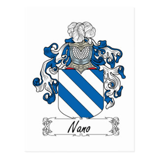 Escudo nano de la familia postal