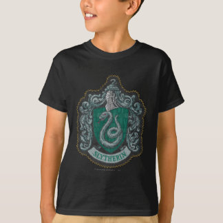 Escudo poderoso retro de Harry Potter el | Camiseta