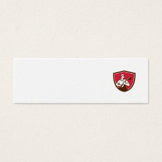 Escudo profesional del vacío del limpiador de la tarjeta de visita pequeña
