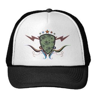 Escudo urbano gorras de camionero