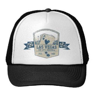 Escudo Vegas.png Original-Las Gorros Bordados