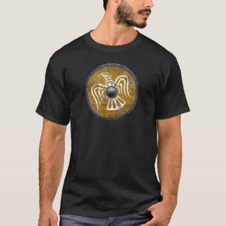 escudo vikingo viking shield camiseta