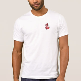 Escudo y logotipo de R2E Camiseta
