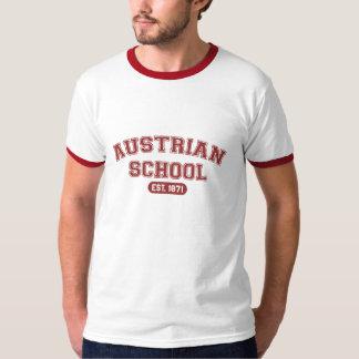 Escuela austríaca camiseta