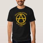 Escuela austríaca del capitalismo de Anarcho de la Camisetas