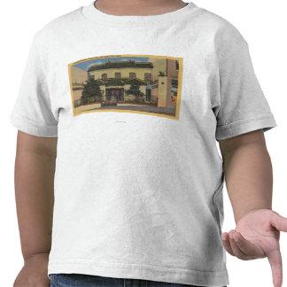 Escuela china en Chinatown San Francisco, CA Camiseta