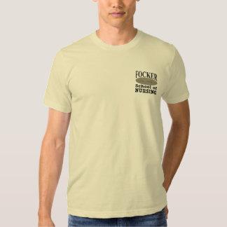 Escuela de enfermería de Focker divertida Camisas