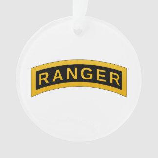 Escuela del guardabosques del ejército - ornamento
