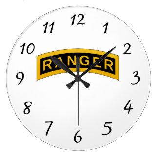 Escuela del guardabosques del ejército - reloj de