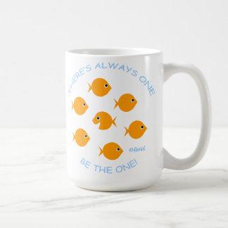 Escuela del lema inspirado del profesor del taza de café