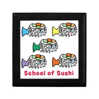 Escuela del sushi joyero