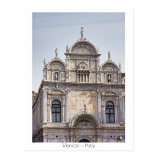 Escuela magnífica de St Marco Postal