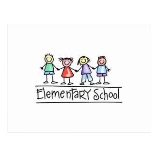 Escuela primaria postal