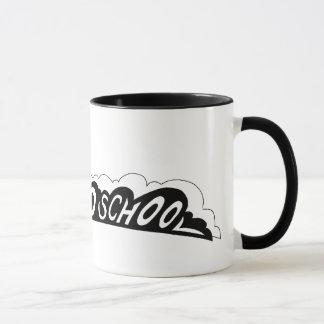 Escuela vieja Camaro - taza de café