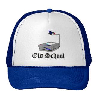 Escuela vieja gorra