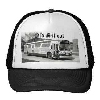 Escuela vieja gorras de camionero