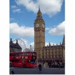 Escultura de la foto de Big Ben Escultura Fotografica