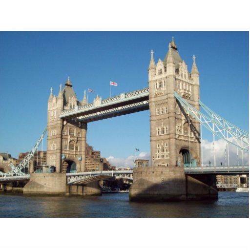Escultura de la foto de Inglaterra del puente de l Escultura Fotografica