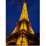 Escultura de la foto de la torre Eiffel Esculturas Fotográficas