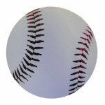 Escultura de la foto del béisbol escultura fotográfica