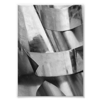 Escultura del metal fotografias