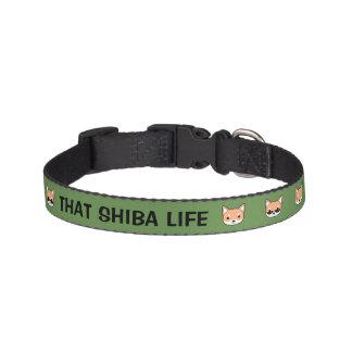 Ese cuello de perro de la vida de Shiba Collar De Perro