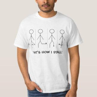 ¡Ése es cómo atasco! Camiseta