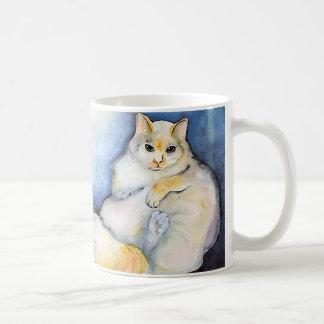 ¡Ese gato! Taza De Café