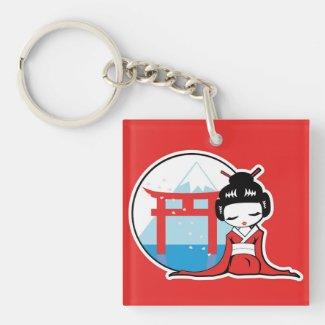 Esencia de Japón Llavero