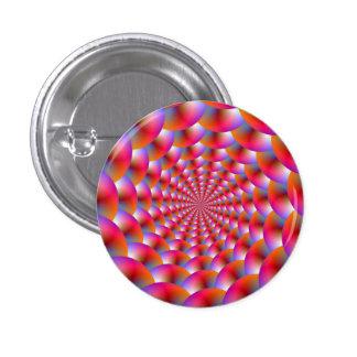 Esferas del botón de Pinback en rosa y violeta Pin