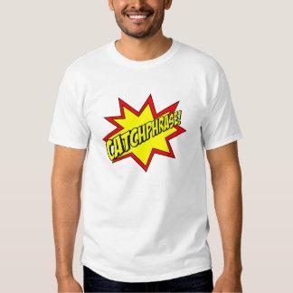 ¡Eslogan! Camiseta