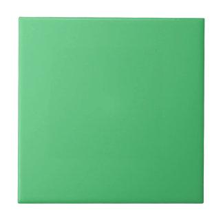 Esmeralda Azulejo Cuadrado Pequeño