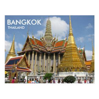 Esmeralda Buda de Bangkok Tailandia Wat Phra Kaew Postal