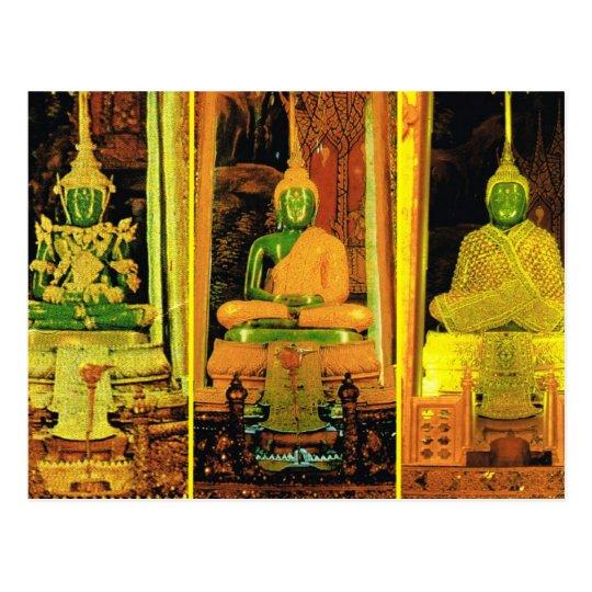 Esmeralda Buda de Tailandia, Bangkok Postal