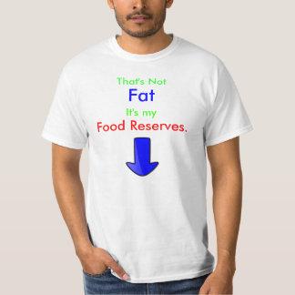 Eso no es gordo camisetas
