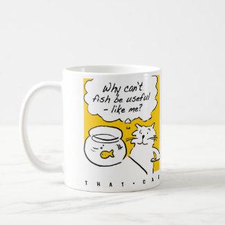 ESO • Taza del CAT con los dibujos animados por