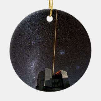 ESO telescopio VLT 14 de febrero de 2013 muy Adorno Navideño Redondo De Cerámica