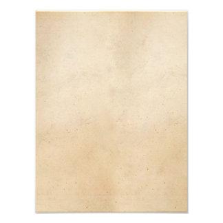 Espacio en blanco 1850 de la plantilla del papel impresiones fotográficas
