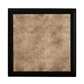 Espacio en blanco de papel de la plantilla del caja de regalo cuadrada grande